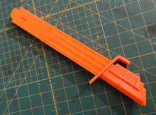 Load image into Gallery viewer, Star Wars Inspired Darksaber - STL Files for 3D Printing