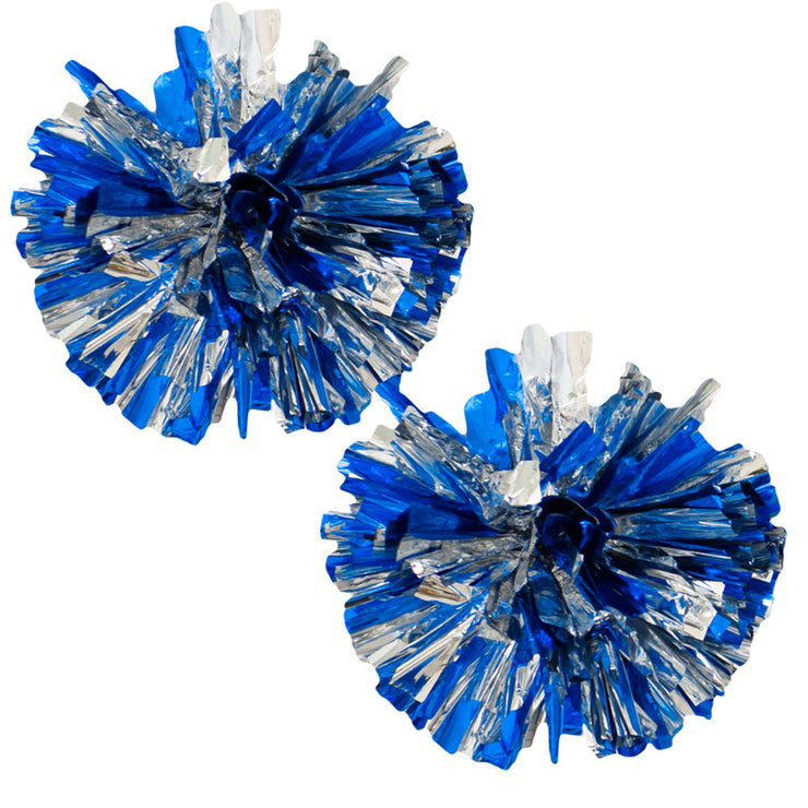 Cheerleader Pom Pom Blue MF10777