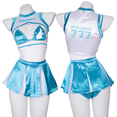 Angel 777 Cheerleader Swimsuit Uniform MF00777