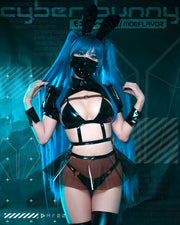 Cyber Black Bunny Set MF00000