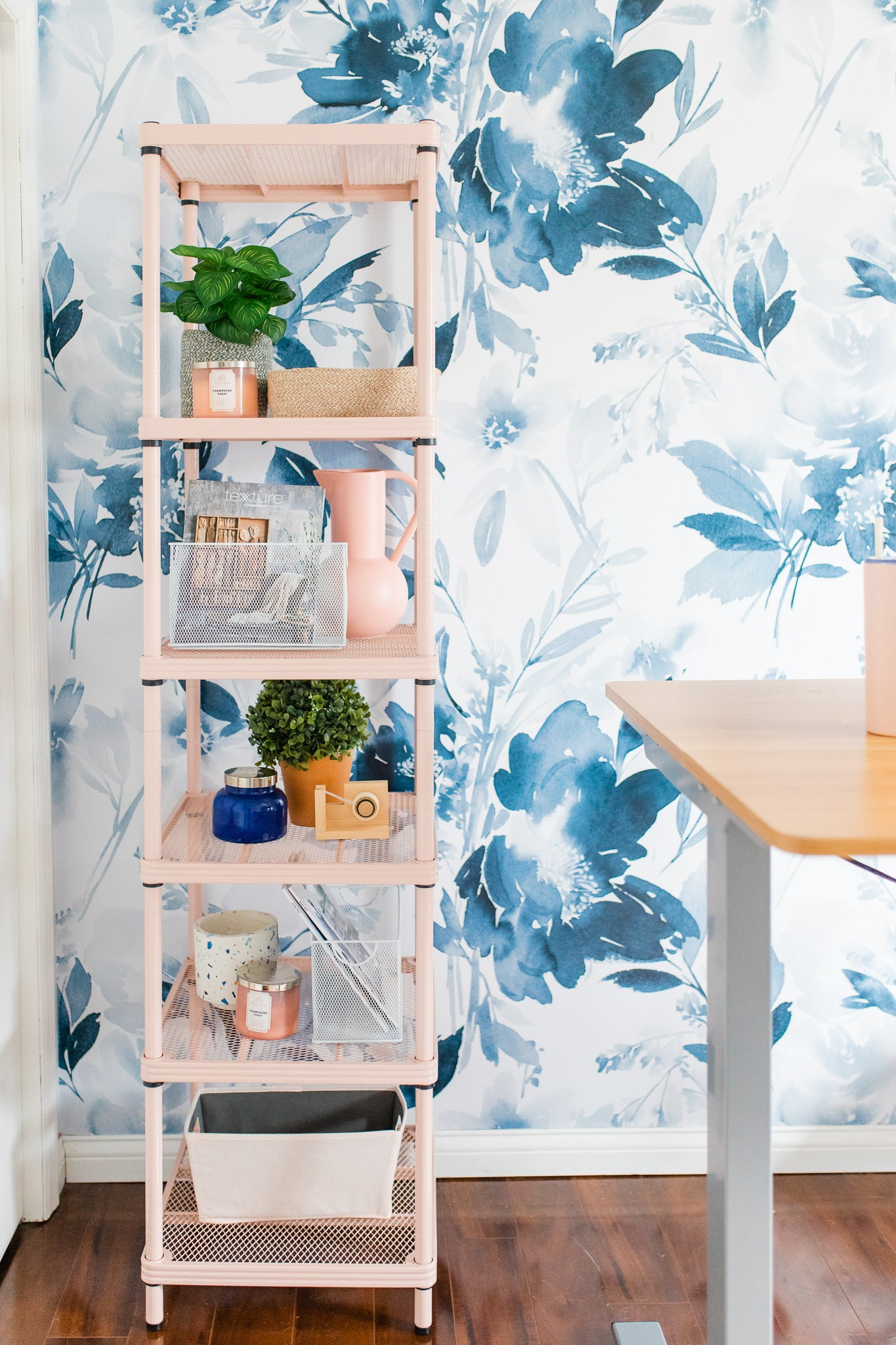 texxture home office makeover, Design Ideas meshworks