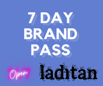 7 Day Brand Upgrade Pass