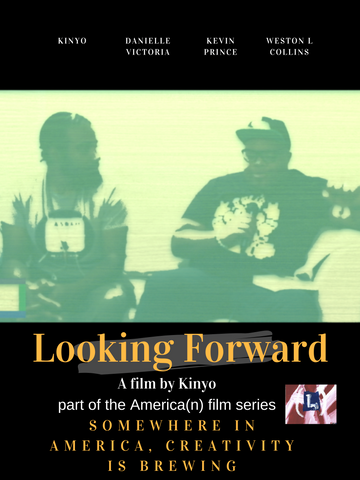 """Looking Forward"" Movie Poster - America(n)"