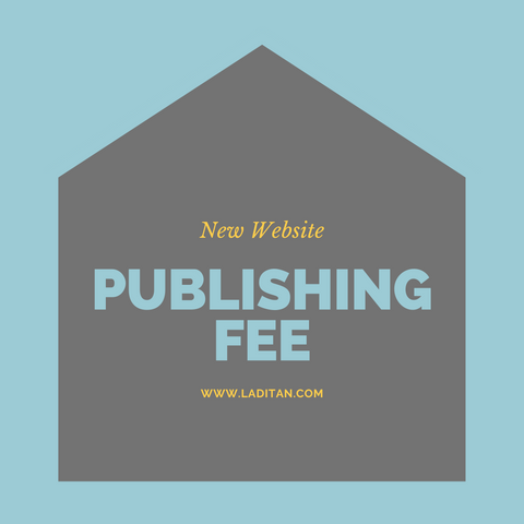 Publishing Fee