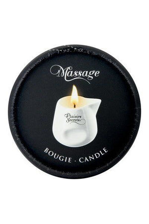 Massage Candel Plaisirs Secrets Bubble Gum (80 ml)