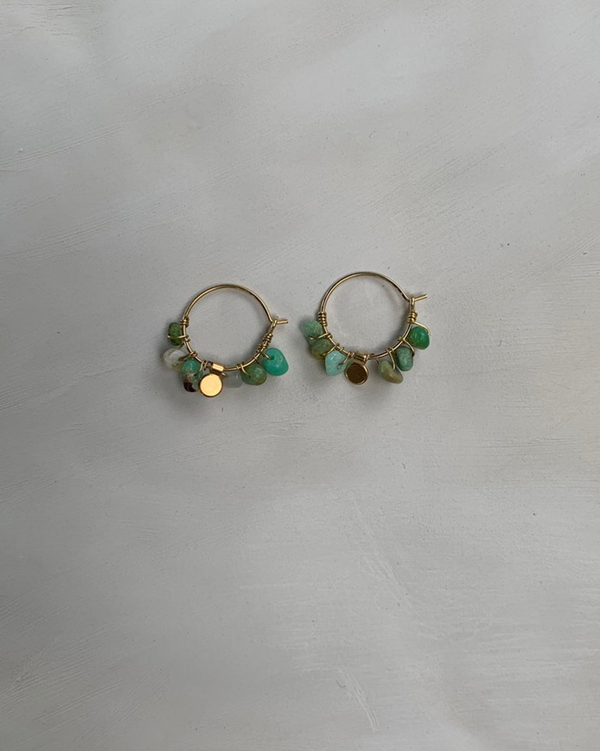 boucles d'oreilles september 4