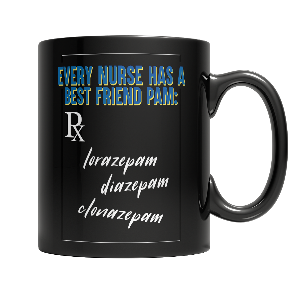 Every Nurse has a Best Friend