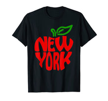 Load image into Gallery viewer, Funny shirts V-neck Tank top Hoodie sweatshirt usa uk au ca gifts for Funny New York City Red Big Apple NY NYC T-Shirt Gift 1280493