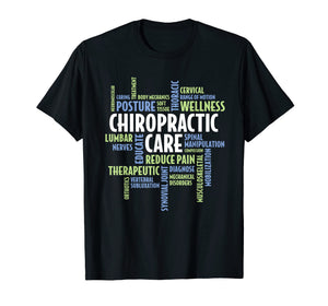 Chiropractor T-Shirt For National Chiropractic Health Month