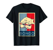 Load image into Gallery viewer, Funny shirts V-neck Tank top Hoodie sweatshirt usa uk au ca gifts for Bongo Cat For President Hope Poster 2251146
