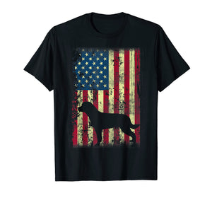 Funny shirts V-neck Tank top Hoodie sweatshirt usa uk au ca gifts for Rottweiler American Flag T-Shirt USA Patriotic Dog 1604699