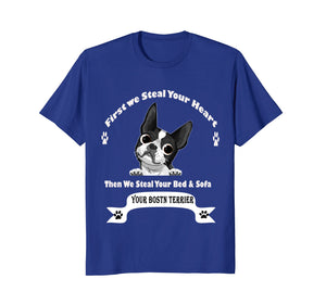 Funny shirts V-neck Tank top Hoodie sweatshirt usa uk au ca gifts for Boston Terrier T-Shirt Best Gift For Mother's Day 2416881