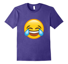 Load image into Gallery viewer, Funny shirts V-neck Tank top Hoodie sweatshirt usa uk au ca gifts for Funny Laughing Crying/Tears of joy Emoji tshirt 2358805