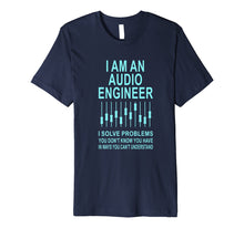 Load image into Gallery viewer, Funny shirts V-neck Tank top Hoodie sweatshirt usa uk au ca gifts for gift for Audio Engineer t shirt Recording Sound Music Men 1009684