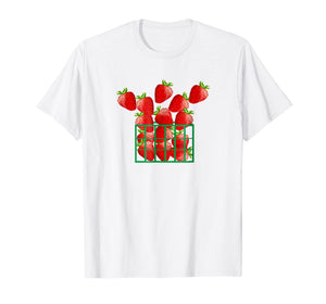 Funny shirts V-neck Tank top Hoodie sweatshirt usa uk au ca gifts for Strawberry Foodie T-Shirt 262685