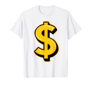 Funny shirts V-neck Tank top Hoodie sweatshirt usa uk au ca gifts for Dollar Sign Shirt Money Maker $ Lover Cash Symbol Art Gift 2093250