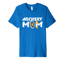 Load image into Gallery viewer, Funny shirts V-neck Tank top Hoodie sweatshirt usa uk au ca gifts for Archery Mom Archer Arrow Bow Target Funny TShirt Gift 1528672