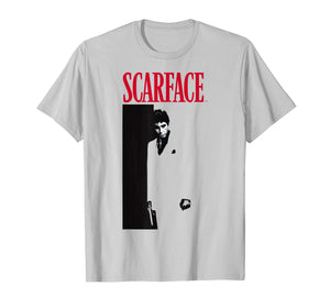 Funny shirts V-neck Tank top Hoodie sweatshirt usa uk au ca gifts for Scarface Original Movie Poster Graphic T-Shirt 1221061
