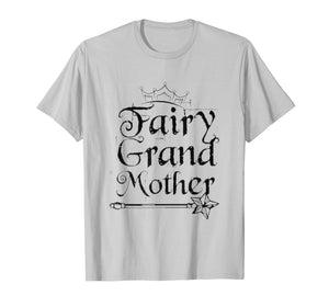Funny shirts V-neck Tank top Hoodie sweatshirt usa uk au ca gifts for Mother's Day Shirt, Fairy Grand Mother T-shirt Grandma Tee, 1407100