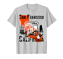 Load image into Gallery viewer, Funny shirts V-neck Tank top Hoodie sweatshirt usa uk au ca gifts for San Francisco California T Shirt 1646588