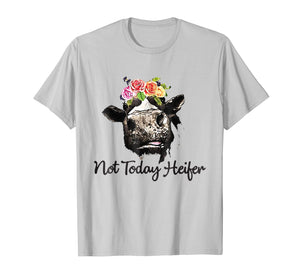 Funny shirts V-neck Tank top Hoodie sweatshirt usa uk au ca gifts for Not Today Heifer Shirt Funny Heifer Shirt 1608715
