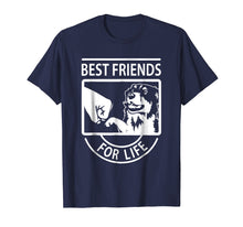 Load image into Gallery viewer, Funny shirts V-neck Tank top Hoodie sweatshirt usa uk au ca gifts for Australian Shepherd - Best Friend For Life T-shirt 1654081