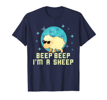 Load image into Gallery viewer, Funny shirts V-neck Tank top Hoodie sweatshirt usa uk au ca gifts for Beep Beep I'm A Sheep Shirt Funny Farm Animal Novelty Gift 1089810