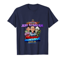 Load image into Gallery viewer, Funny shirts V-neck Tank top Hoodie sweatshirt usa uk au ca gifts for Jeff Dunham Wichita, KS Shirt 1635624