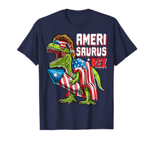 Funny shirts V-neck Tank top Hoodie sweatshirt usa uk au ca gifts for Amerisaurus Rex Dinosaur 4th of July Firework Shirt Kids 2266278