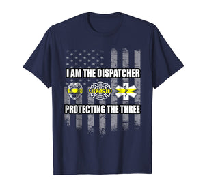 Funny shirts V-neck Tank top Hoodie sweatshirt usa uk au ca gifts for 911 Dispatcher Shirt - Protecting The Tree 1366621