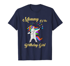 Funny shirts V-neck Tank top Hoodie sweatshirt usa uk au ca gifts for Mommy Of The Birthday Girl Unicorn T-Shirt Gifts Party 2151770