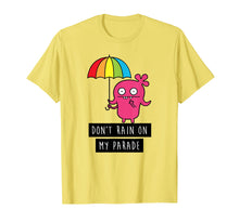 Load image into Gallery viewer, Funny shirts V-neck Tank top Hoodie sweatshirt usa uk au ca gifts for UglyDolls Moxy Don't Rain On My Parade T-shirt 1232497