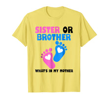 Load image into Gallery viewer, Funny shirts V-neck Tank top Hoodie sweatshirt usa uk au ca gifts for Sister Or Brother What's In My Mother T-shirt 1095579