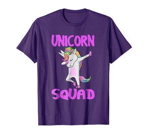 Funny shirts V-neck Tank top Hoodie sweatshirt usa uk au ca gifts for Unicorn Squad dabbing dab dance funny T-shirt Awesome Gift 2586656