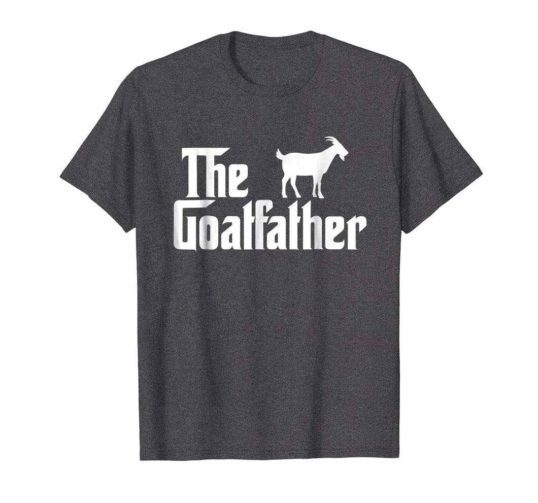 Funny shirts V-neck Tank top Hoodie sweatshirt usa uk au ca gifts for The Goat Father Funny Goat Lover T Shirt Gift 1559666