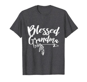 Funny shirts V-neck Tank top Hoodie sweatshirt usa uk au ca gifts for Blessed Grandma T-Shirt 1374652