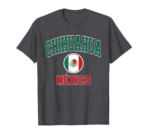 Funny shirts V-neck Tank top Hoodie sweatshirt usa uk au ca gifts for Chihuahua T Shirt - Varsity Style Mexico Flag 2254575