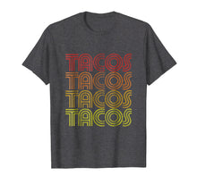 Load image into Gallery viewer, Funny shirts V-neck Tank top Hoodie sweatshirt usa uk au ca gifts for Vintage Taco Tuesday shirt Retro Tacos t-shirt 1907245