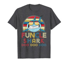 Load image into Gallery viewer, Funny shirts V-neck Tank top Hoodie sweatshirt usa uk au ca gifts for Mens Retro Vintage Funcle Sharks Tshirt gift for Father, Uncle 1108814