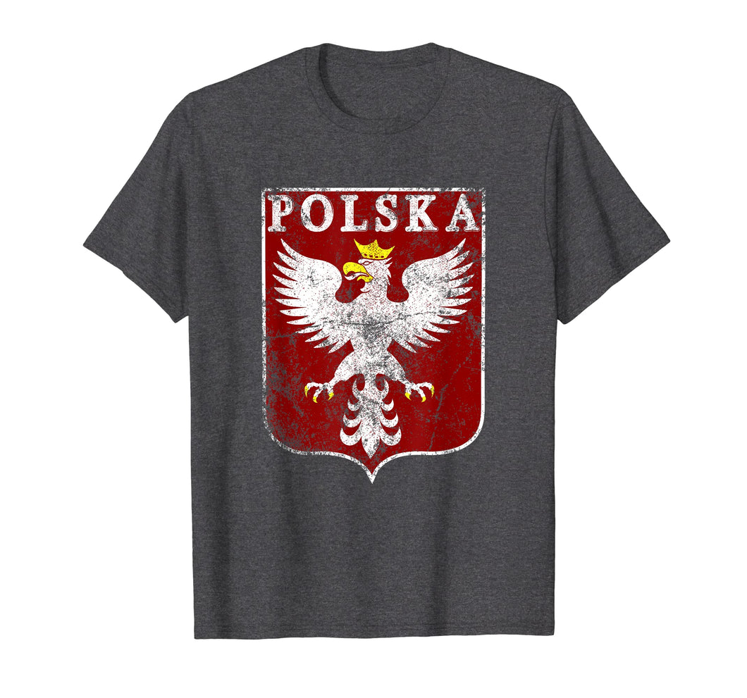 Funny shirts V-neck Tank top Hoodie sweatshirt usa uk au ca gifts for Polish Eagle Polish Crest Vintage Polska Eagle Poland Shirt 1361821