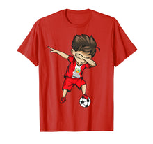 Load image into Gallery viewer, Funny shirts V-neck Tank top Hoodie sweatshirt usa uk au ca gifts for Dabbing Soccer Boy Peru Jersey Shirt - Peruvian Football 1367225