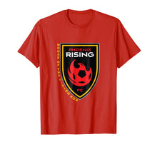 Load image into Gallery viewer, Funny shirts V-neck Tank top Hoodie sweatshirt usa uk au ca gifts for Phoenix Rising: House of The Rising Sun Sports T Shirt 1043149