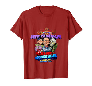 Funny shirts V-neck Tank top Hoodie sweatshirt usa uk au ca gifts for Jeff Dunham Wichita, KS Shirt 1635624
