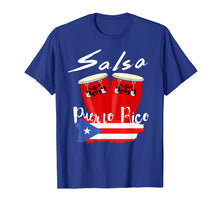 Load image into Gallery viewer, Funny shirts V-neck Tank top Hoodie sweatshirt usa uk au ca gifts for Salsa de Puerto Rico, Boricua Puerto Rican Pride T-shirt 1155976