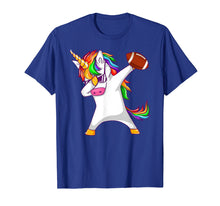 Load image into Gallery viewer, Funny shirts V-neck Tank top Hoodie sweatshirt usa uk au ca gifts for Football Unicorn T-Shirt Girls Squad Party Rainbow Dab Dance 2606191