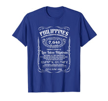 Load image into Gallery viewer, Funny shirts V-neck Tank top Hoodie sweatshirt usa uk au ca gifts for Pinoy Shirt Wi-ki Philippine Facts Filipino Shirt 1192088