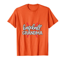 Load image into Gallery viewer, Funny shirts V-neck Tank top Hoodie sweatshirt usa uk au ca gifts for Baseball Grandma Shirt for Grandmother Gigi Nana Granny Gran 1214725