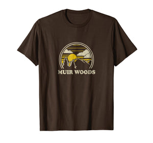 Funny shirts V-neck Tank top Hoodie sweatshirt usa uk au ca gifts for Muir Woods California CA T Shirt Vintage Hiking Mountains 1485449