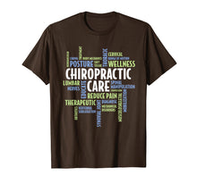 Load image into Gallery viewer, Chiropractor T-Shirt For National Chiropractic Health Month