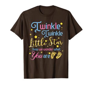 Funny shirts V-neck Tank top Hoodie sweatshirt usa uk au ca gifts for Twinkle Little Star How We Wonder What You Are T Shirt 1656878